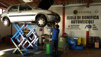 Rottamazione e Demolizione autoveicoli e motoveicoli